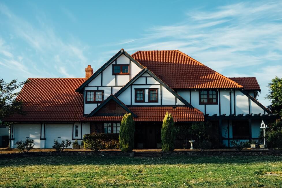 Foto von einem Haus